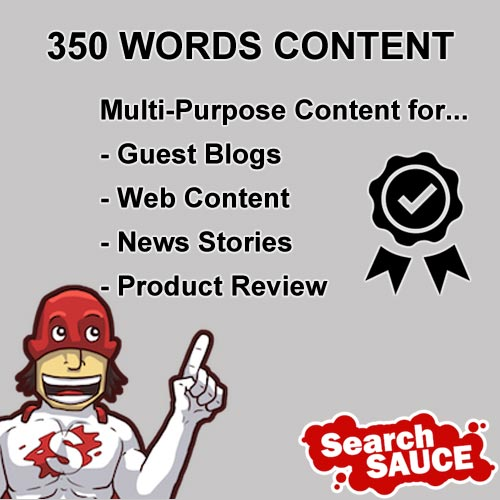 Content 350 Words